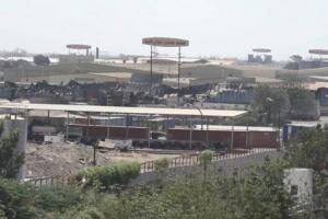 4 هجمات حوثية على أعيان مدنية بالحديدة