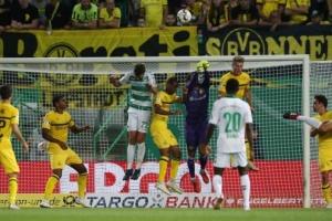 فورت وأوسنابروك يخطفان التعادل من دارمشتاد وريجنسبورج في دوري الدرجة الثانية الألماني