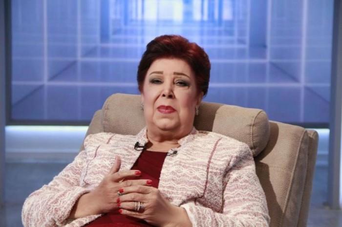 حقيقة وفاة الفنانة رجاء الجداوي في مستشفى العزل