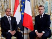 مصر تؤكد لفرنسا مؤقفها الثابت من الأزمة الليبية