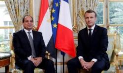 مصر تؤكد لفرنسا موقفها الثابت من الأزمة الليبية