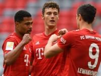 بايرن ميونخ يفوز بخماسية على دوسلدورف في الدوري الألماني