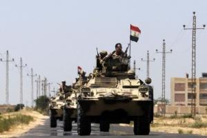 الجيش المصري يقتل 19 تكفيريًا في عدة عمليات نوعية بسيناء (تفاصيل)