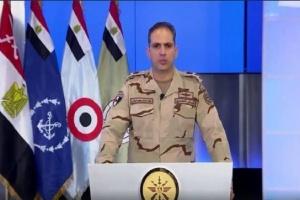 مصر: مقتل وإصابة 5 عسكريين خلال عمليات أمنية بسيناء