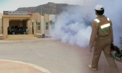 الإمارات تواصل تحصين مستشفى خليفة بحديبو من الأوبئة