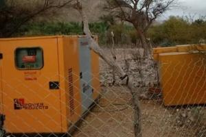 خليفة الإنسانية تدعم مياه دبنة بسقطرى بمولد كهربائي