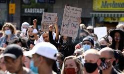 عدوى احتجاجات أمريكا ينتقل إلى ألمانيا وبريطانيا