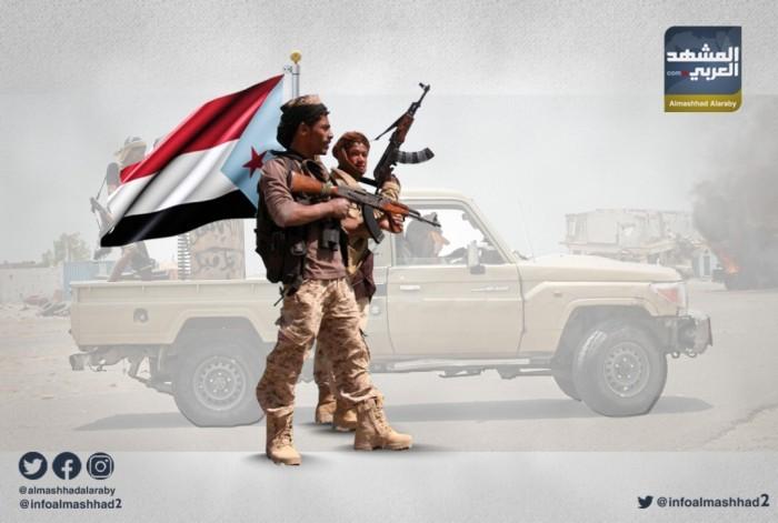 اشتباكات في المحفد توقع 8 قتلى وجرحى بمليشيا الإخوان