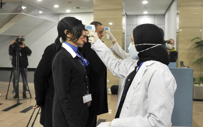 مصر تُسجل 46 وفاة و1536 إصابة جديدة بفيروس كورونا