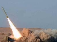 أنباء عن سقوط صاروخ حوثي بوسط مأرب