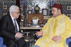الرئيس الفلسطيني يعزي العاهل المغربي في وفاة «اليوسفي»