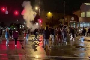 عاجل.. كر وفر بين المحتجين والشرطة في محيط البيت الأبيض