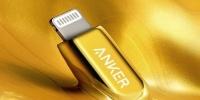شاحن مصنوع من الذهب عيار 24 لأصحاب آيفون 11 Pro