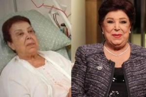 رجاء الجداوي ترد على أخبار تمييزها في العلاج بعد إصابتها بكورونا