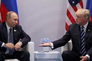 """بوتين وترامب يبحثان عقد القمة المرتقبة لـ""""G7"""" وسبل مكافحة كورونا"""