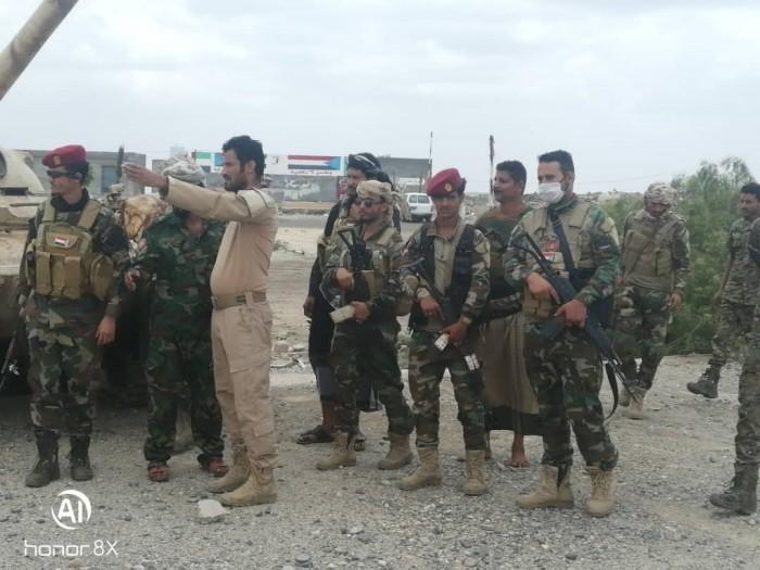 """""""حزام لحج"""": تصاعد قدراتنا العسكرية بقيادة الرئيس الزُبيدي (صور)"""