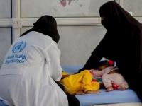 """""""الصحة العالمية"""": نقص التمويل يهدد 11 ألف طفل يمني بالموت"""