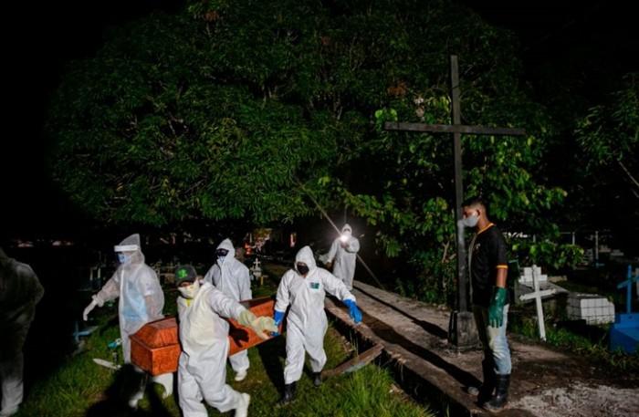 المكسيك تحتضن أكثر من 10 آلاف وفاة بفيروس كورونا
