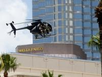 واشنطن تستعين بمروحيات عسكرية لتفريق المتظاهرين