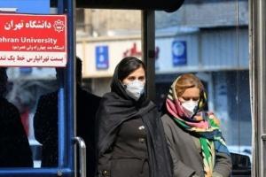 إيران تُسجل 64 وفاة و3117 إصابة جديدة بكورونا