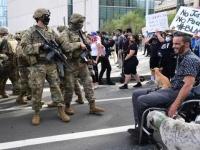 حاكم نيويورك: الشرطة فشلت في حماية الأعمال والجمهور من النهب