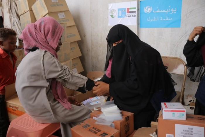 يونيسف: لا يجب تجاهل أطفال اليمن مع تفشي كورونا