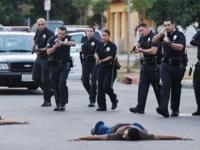 شرطة لوس أنجلوس تعتقل 2700 شخص منذ بدء الاحتجاجات الأمريكية