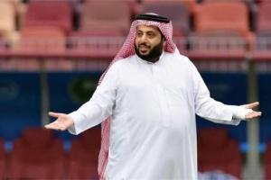 تركي آل الشيخ يرد على سحب رئاسته الشرفية للأهلي المصري