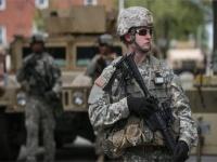 أزمة «فلويد».. «البنتاغون» يدفع بـ1600 جندي إلى واشنطن