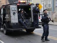 نيويورك.. إصابة 5 أشخاص بينهم ضابطان في إطلاق نار