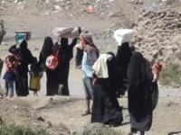 خلال 5 شهور.. أكثر من 80 ألف نازح باليمن