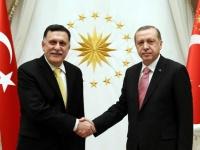 رئيس حكومة الوفاق الليبية يتوجه إلى أنقرة غدا للقاء أردوغان