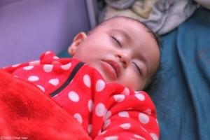الصحة العالمية تحصن آلاف الأطفال من الأمراض