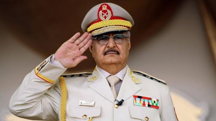 بكري: زيارة حفتر للقاهرة هدفها بحث التدخلات التركية في ليبيا