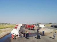 فرض حالة الطوارئ في أحد البلدان الروسية بسبب تسرب وقود