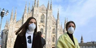 إيطاليا تُسجل 71 وفاة جديدة بكورونا