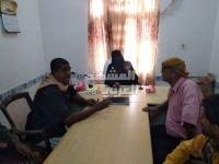 رئيس انتقالي زنجبار يبحث احتياجات مستشفى المديرية