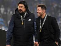 بورجوس يعلن رحيله عن أتلتيكو مدريد
