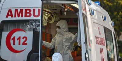 تركيا تُسجل 24 وفاة و867 إصابة جديدة بفيروس كورونا