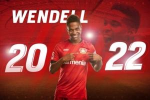 باير ليفركوزن يعلن تمديد عقد ويندل حتى 2022
