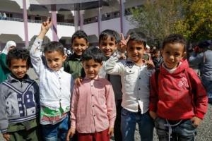 """""""يونيسف"""" تدعو إلى السلام في اليمن: يضمن استجابة إنسانية شاملة"""
