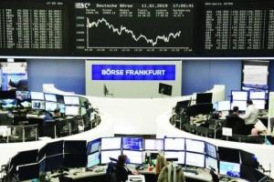 أسهم البورصة الأوروبية تصعد لمستوى قياسي بدعم أمال تحسن الاقتصاد