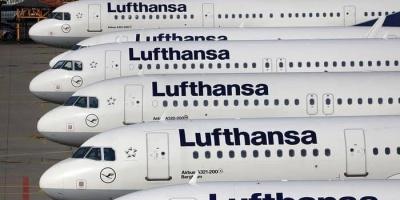 """بـ 2.1 مليار يورو.. كورونا تتسبب في خسائر فادحة لشركة """"لوفتهانزا"""""""