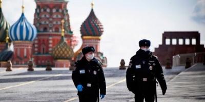 روسيا تُسجل 64 وفاة جديدة بفيروس كورونا