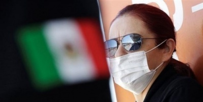 المكسيك تسجل 1092 وفاة جديدة بفيروس كورونا