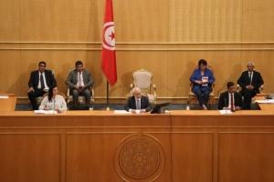 البرلمان التونسي يسقط لائحة الدستوري الحر الخاصة بـ ليبيا