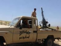 بالصور.. تحرير وادي سلى من مليشيا الإخوان
