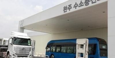  بالتفاصيل..هيونداي تفتتح أول محطة شحن لسيارات الهيدروجين