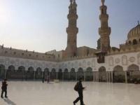الأزهر يقيم صلاة الجمعة غدا بأئمة الجامع وبدون جمهور