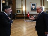 أردوغان: سنقوم بعمليات تنقيب عن النفط قبالة سواحل ليبيا